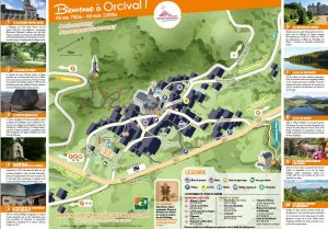plan orcival
